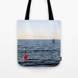 Baltic Sea - Warnemuende Beach  Tote Bag