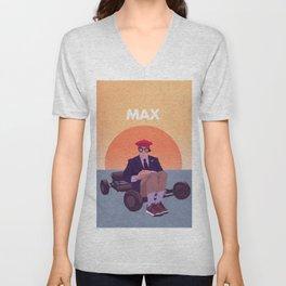 Max Unisex V-Neck