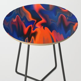 Fire Camp Side Table