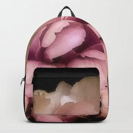 Lush Peony, Nobility And Honour Backpack