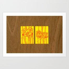 Lovingly Art Print