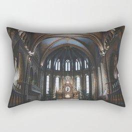 Budapest - Matthias Church Rectangular Pillow