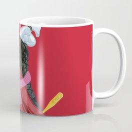 """Air Jordan 12 """"Flu Game"""" Coffee Mug"""