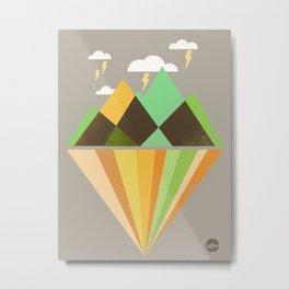 Void Dweller 2 Metal Print