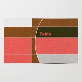 Tokio Mosaic Rug