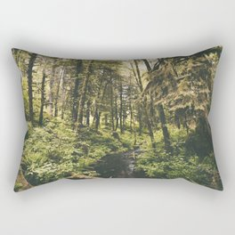 Forest XIV Rectangular Pillow