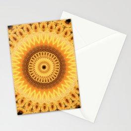 Embers Mandala Stationery Cards