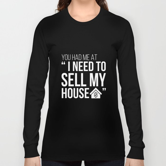 8c7b161a0 Funny Realtor Shirt You Had Me at