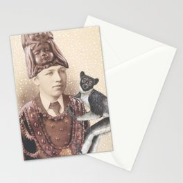 Salvaged Relatives (04) Stationery Cards