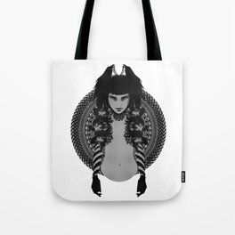 Felinae Tote Bag