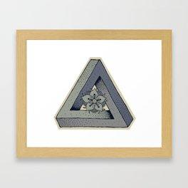 Penrose Framed Art Print