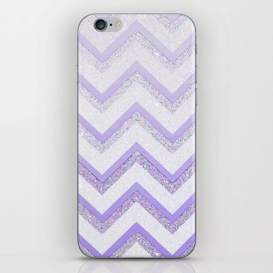 NUDE PURPLE iPhone & iPod Skin