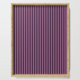 Bodacious and Black Stripes Serving Tray