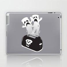 Ghost Toast Laptop & iPad Skin