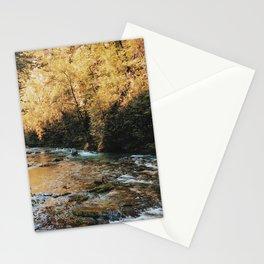 Vintgar Gorge Stationery Cards