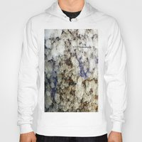marble Hoodies featuring Marble by Catherine1970
