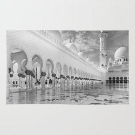 Abu Dhabi Mosque Rug