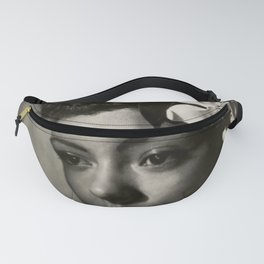 Billie Holiday, 1940's Portrait Fanny Pack