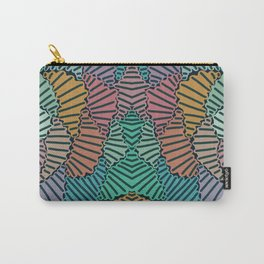 Combined Graffiti Carry-All Pouch