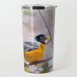 Spring Robin Travel Mug