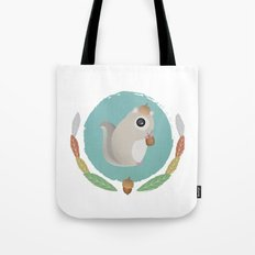 Japanese Flying Squirrel Tote Bag
