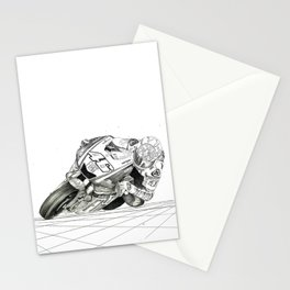 The Bike Hand Sketched Stationery Cards
