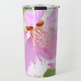 Apple Blossom Three Travel Mug