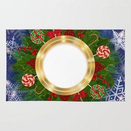 Christmas decoration Rug