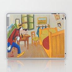 Goofy as Vincent Laptop & iPad Skin