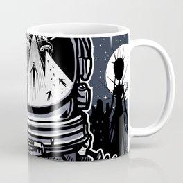 I Hate Aliens Coffee Mug