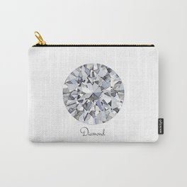 Diamond Carry-All Pouch