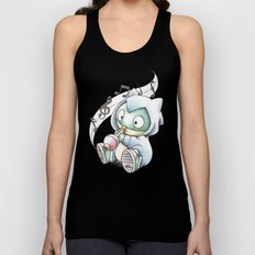 Lax Now. Munch Later Unisex Tank Top