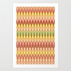 Pattern Art New Art Print