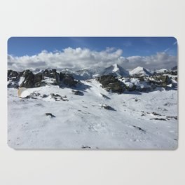 Forgetmenot Mountain, October 2016 - 001 Cutting Board
