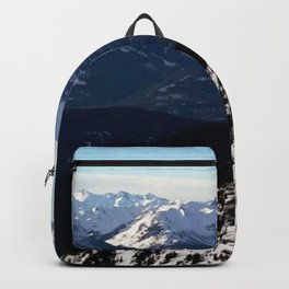 Crispy light air up here Backpack