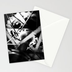 Bicycle hub Stationery Cards