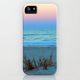 Seaside Sunset iPhone Case