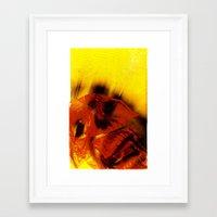 radio Framed Art Prints featuring radio by Shawn Tegtmeier