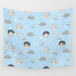 Yuri on Ice!!! Wall Tapestry