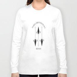 Broomsticks  Long Sleeve T-shirt