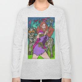 Tela & Multibeast Long Sleeve T-shirt