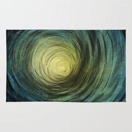 Ethereal Spiral Rug