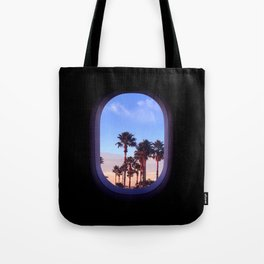 The View From There Tote Bag