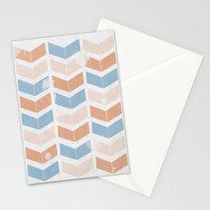 stamb chevron 2 Stationery Cards