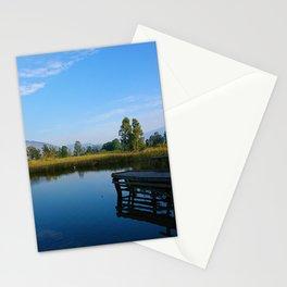 reflection of soul Stationery Cards