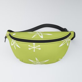 Atomic Era Space Age Chartreuse Fanny Pack