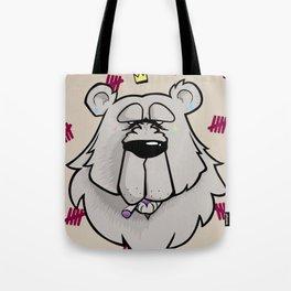 King Pin Tote Bag