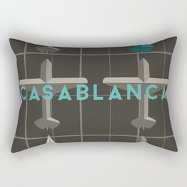 Casablanca Rectangular Pillow