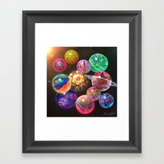 Infinite Possibilities  Framed Art Print