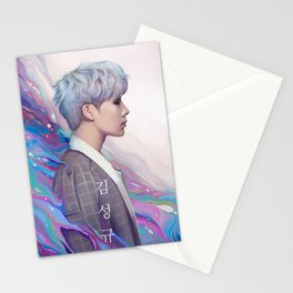 Pastel Gyu Stationery Cards